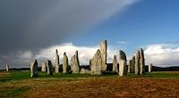 Calanais stonecircel, Lewis, The Outer Hebredies (photo:  Kirsti Jareg)