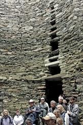 Mousa broch, Shetland (foto: Kirsti Jareg)