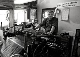 John Macauley, Harris Tweevever, Hebridene (foto: Kirsti Jareg)