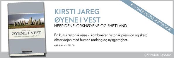 KJØP «Øyene i vest. Hebridene, Orknøyene ogShetland»
