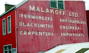 Lerwick, Shetland (foto: Kirsti Jareg)