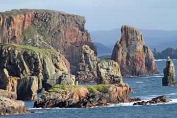 Eshaness, Shetland (photo: Kirsti Jareg)