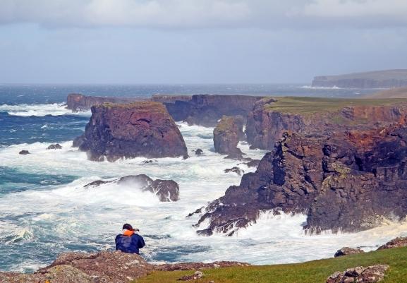 Eshaness, Shetland (foto: Kirsti Jareg)