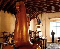 Kilchoman whiskydestilleri, Islay (foto: Kirsti Jareg)