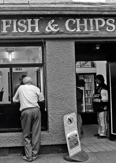 Portree, Isle of Skye (Photo: Kirsti MacDonald Jareg)