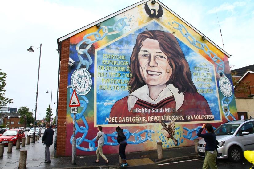 Bobby Sands, Belfast