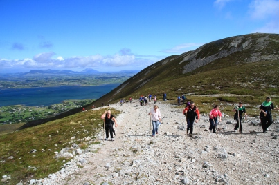 Croagh Patrick (Photo: Kirsti MacDonald Jareg)