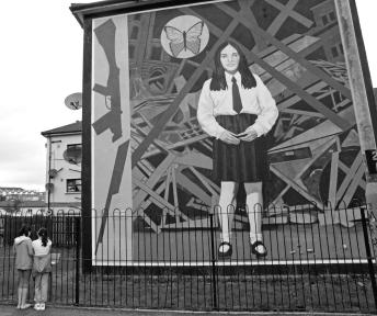 Bogside, Londonderry/Derry (Photo: Kirsti MacDonald Jareg)