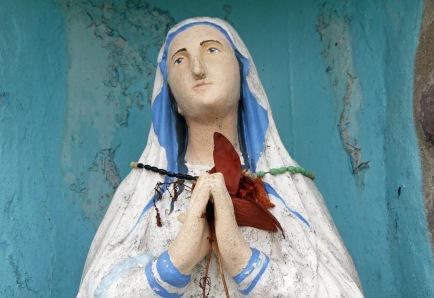 Our Lady (Photo: Kirsti MacDonald Jareg)