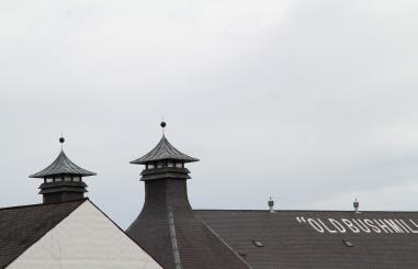 Old Bushmills whiskeydestillery