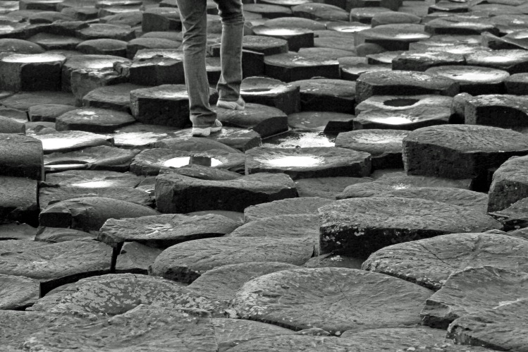 Giants Causeway (Photo: Kirsti MacDonald Jareg)