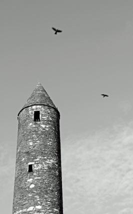 Glendalough Roundtower (Photo: Kirsti MacDonald Jareg)