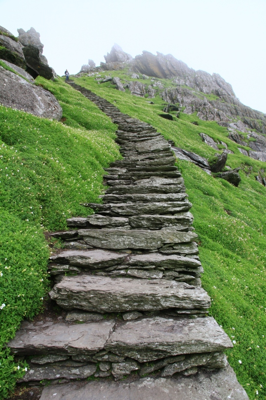 Skellig Michael (Photo: Kirsti MacDonald Jareg)