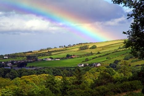 Rainbow bridge Glengarriff (Photo: Kirsti MacDonald Jareg)